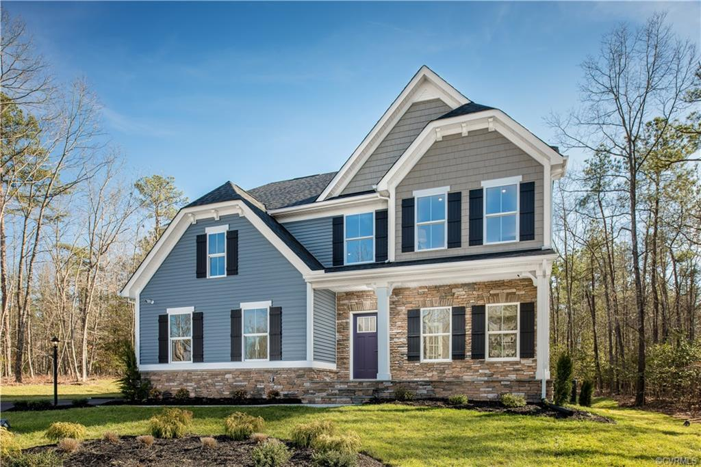 Brand New Section JUST RELEASED in GILES PRESERVE! Offering timeless and classic single family homes