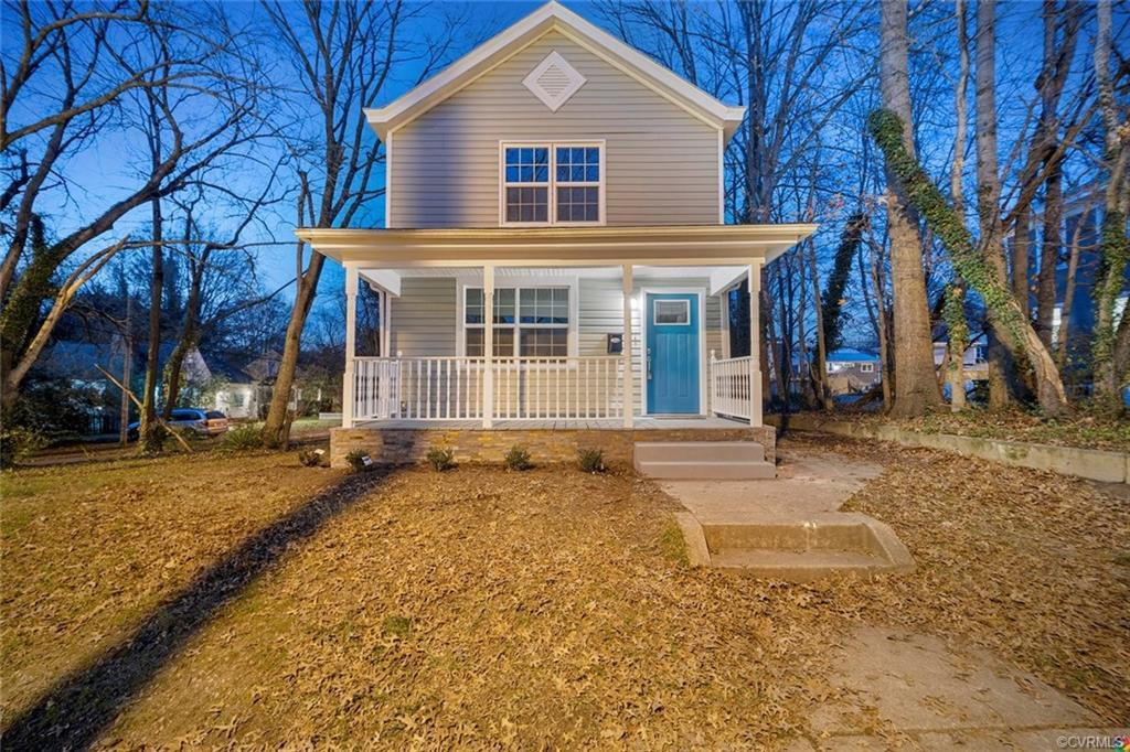 New renovation in Northside! New hardwood floors, stainless steel appliances, granite counters, HVAC