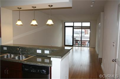 Take a tour to see this beautiful 2 bed, 2 bath condo within walking distance to VCU, the Fan, resta