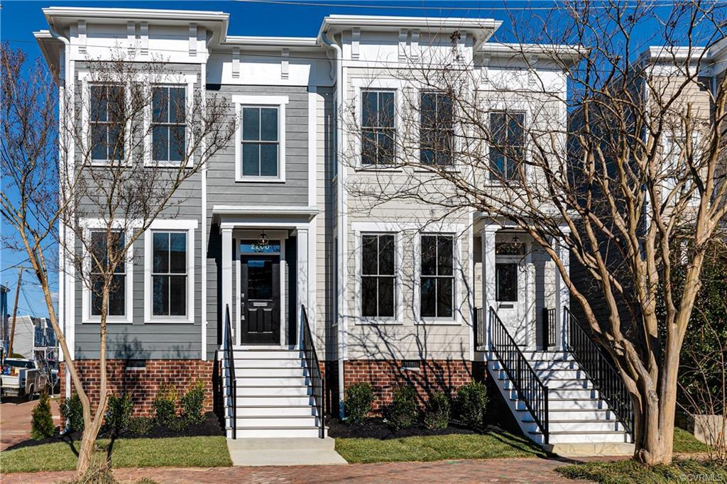 A gorgeous new construction home in the heart of Union Hill boasting 3 bedrooms, 2.5 baths and 2,160