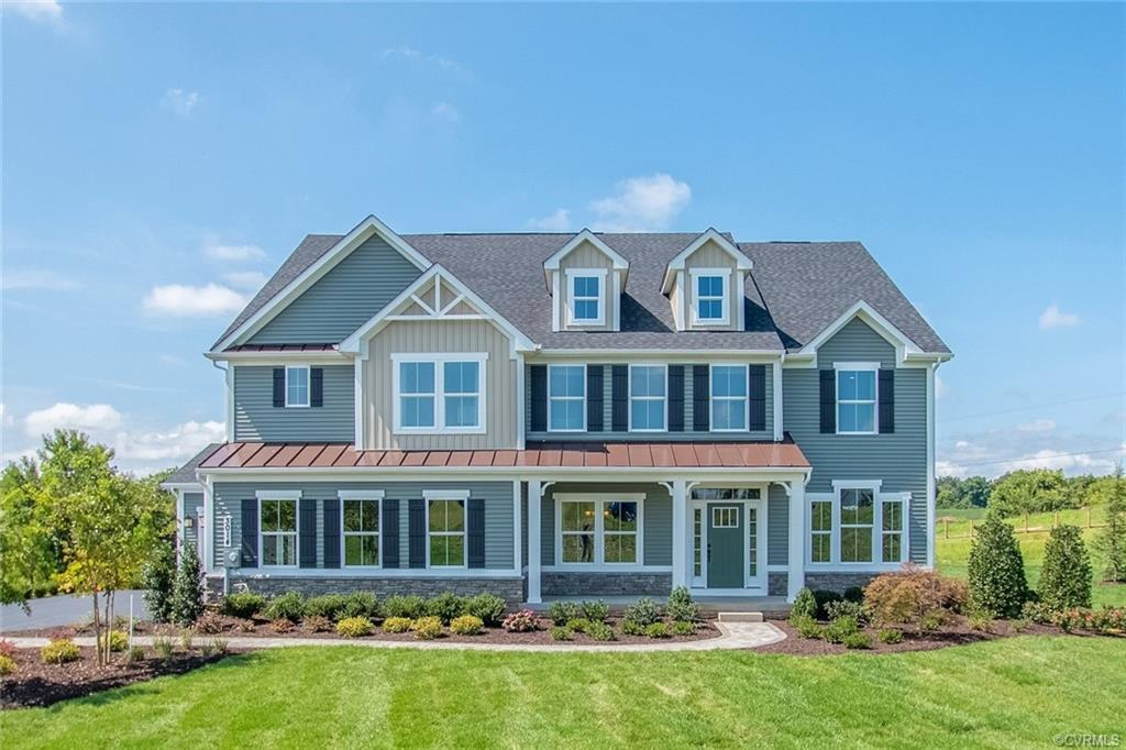 WELCOME TO HAMPTON POINTE at Magnolia Green! THIS HOME WILL BE READY FOR A QUICKER MOVE IN! When you