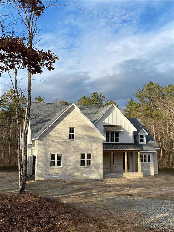 Introducing Chelsea Walk ~ by Evergreen Homecrafters ~ Spacious Brick and Hardiplank home constructe