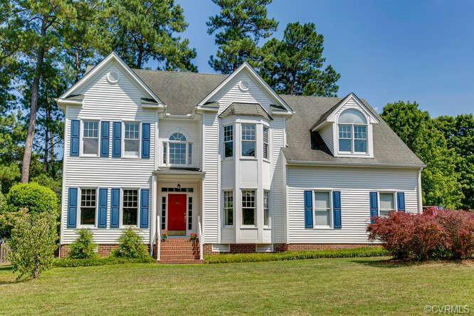 You WILL LOVE This Home in one of the BEST NEIGHBORHOODS in Wyndham that Is SITUATED On a Private CU