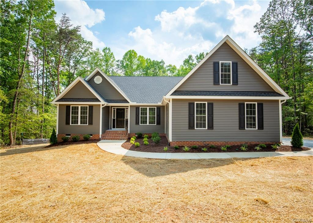 Coming Soon!  The Charleston C ~ Open concept Ranch plan with 2nd floor 4th bedroom and walk in atti
