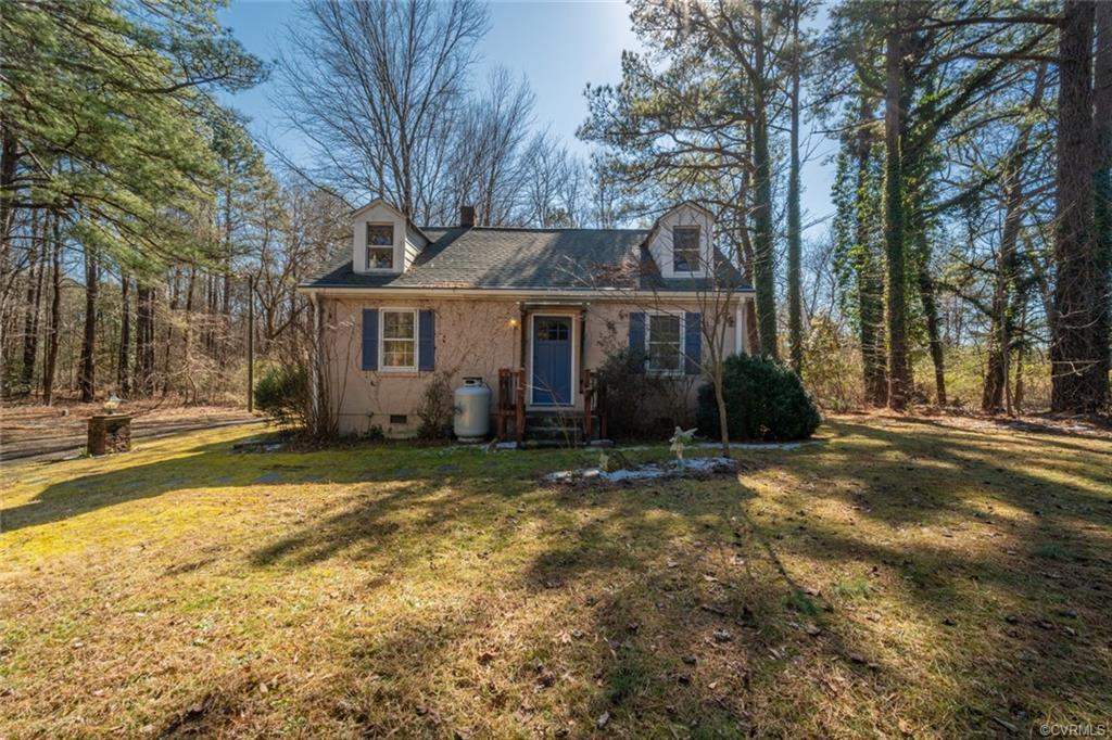 Welcome home to 10361 Shellie Lee, a charming two story home in Hanover County. Conveniently located