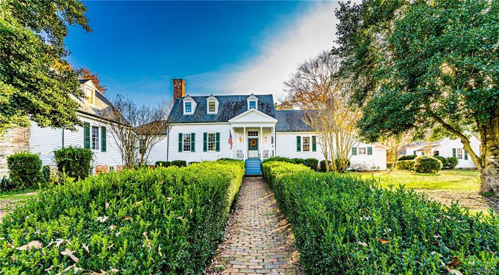 Remarkable, one of a kind 79 acre estate JUST LISTED in Powhatan! Just one look at the property & yo