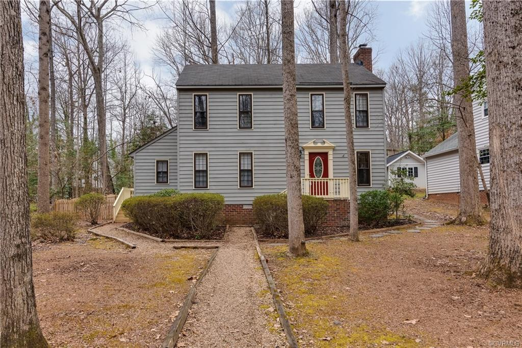 Welcome to 4506 Old Well Terrace, a beautiful 3 bedroom, 2.5 bath home nestled in desirable Branderm