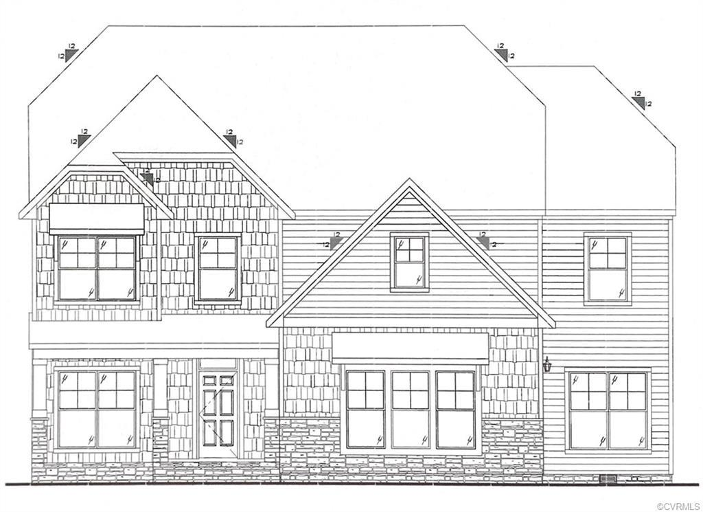 Lifestyle Home Builder's beautiful Madison with Craftsman elevation. This spacious floor-plan featur