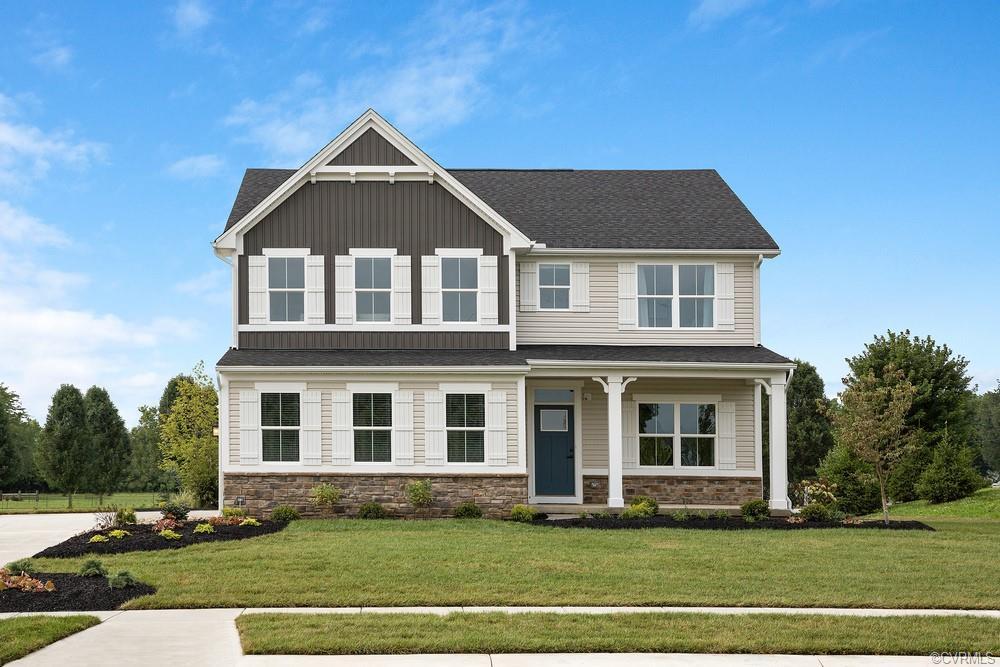 9221 Fairfield Farm Ct, Mechanicsville, VA, 23116