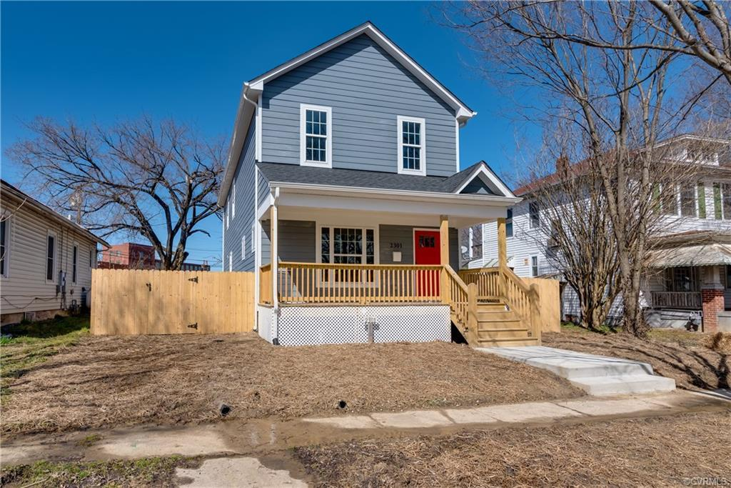 Brand new construction in the Oak Grove community a block away from the park!  This 5-bedroom 2.5 ba