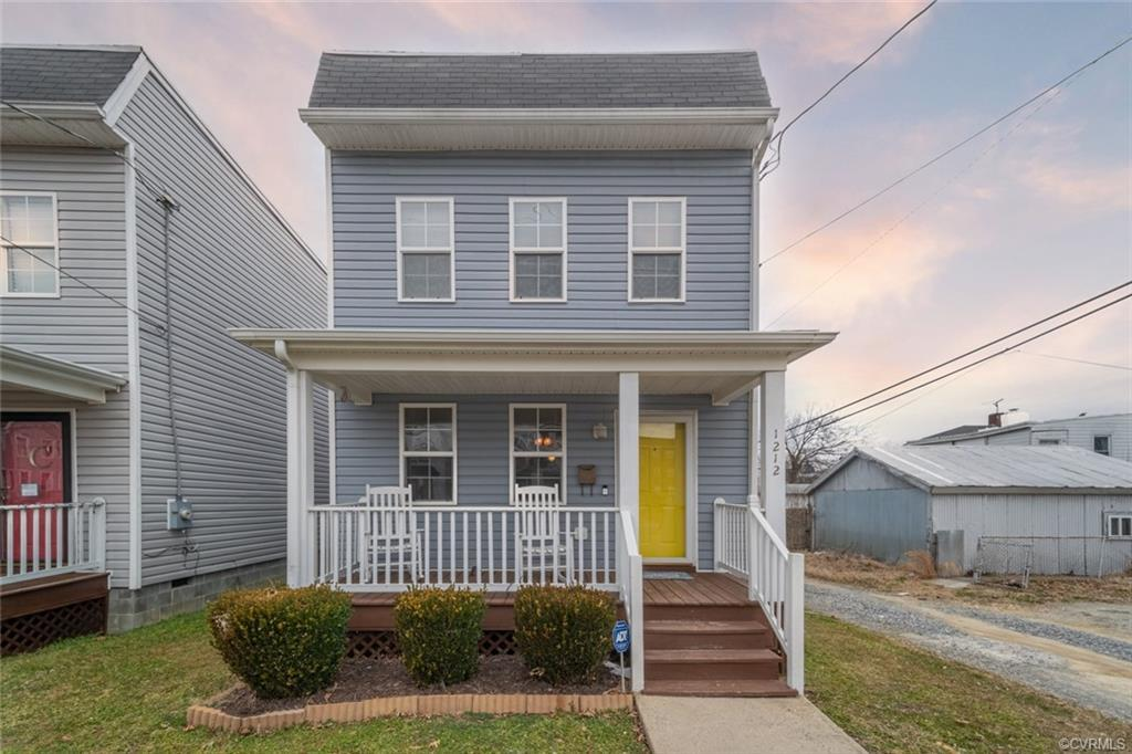 Welcome home to 1212 N 20th St, a move-in ready home located in the heart of Richmond. You'll love t