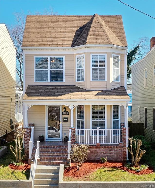 WELCOME HOME!!! Located in the Heart of Church Hill, this immaculate, newly renovated home has been