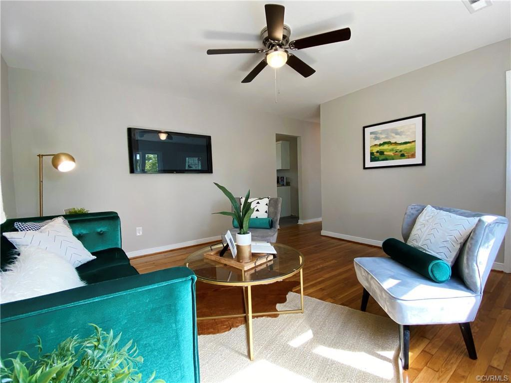 Totally Renovated - This charming, all brick rancher is a must see! Features include: 3 bedrooms, 1