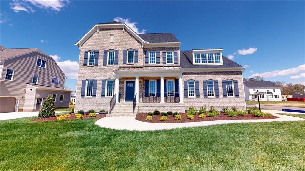 TO BE BUILT! The Bainworth by Boone Homes includes a generously sized first floor guest suite with f