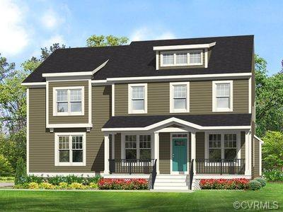 The Hartfield Home Plan AVAILABLE TO BE BUILT by Main Street Homes! This incredible two story home f