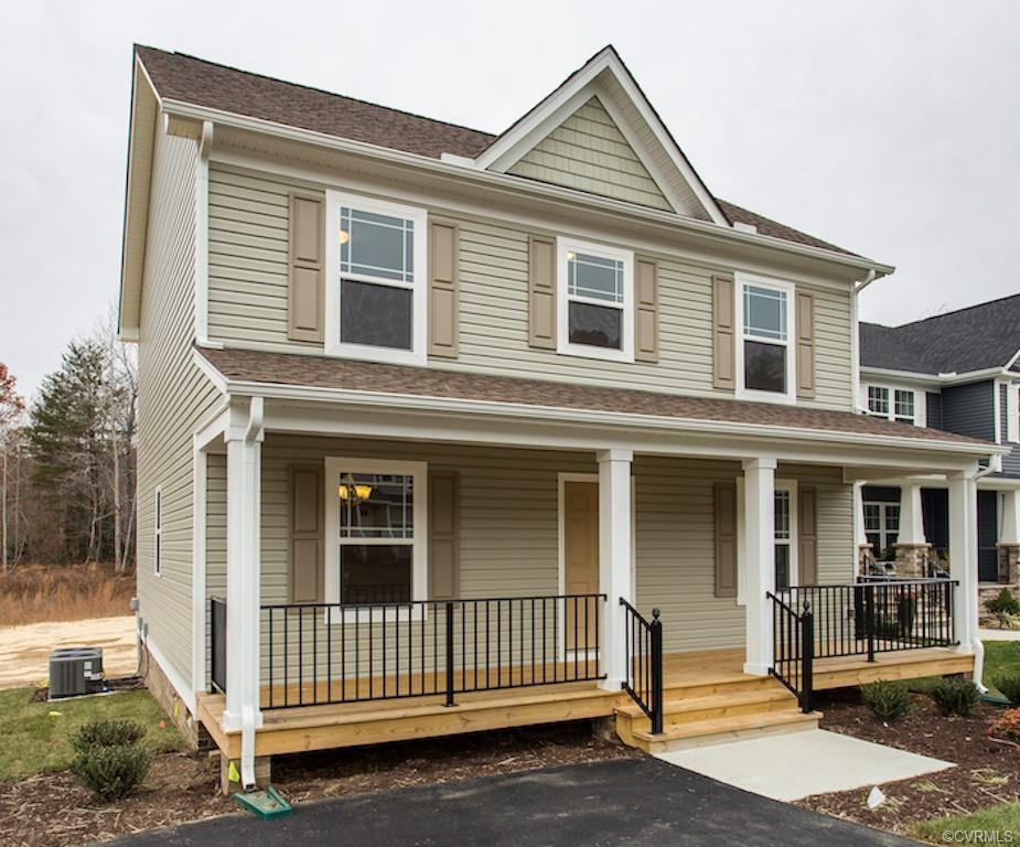 SPEC HOME--Ready End Of Year--NO HOA!!! Sought after ATLEE HIGH SCHOOL in HANOVER COUNTY!!! SAVE $80