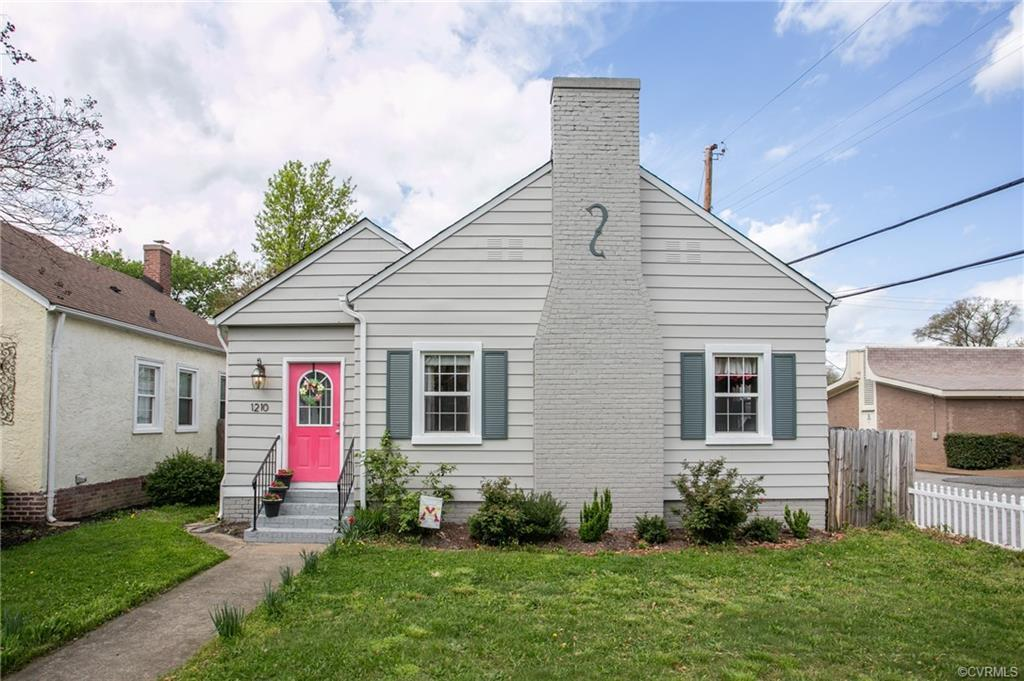 Welcome home to 1210 Amherst Ave, a charming cottage in Bellevue. A perfect mix of classic features
