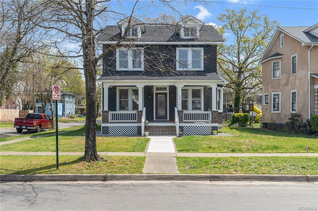 Completely renovated classic that keeps the charm of this early 1900's home. Beautiful original hard
