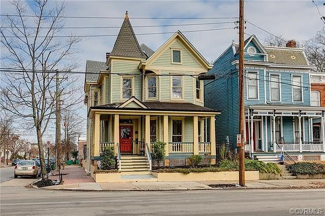 Gorgeous, recently renovated historic home directly across the street from Chimborazo Park. Includes