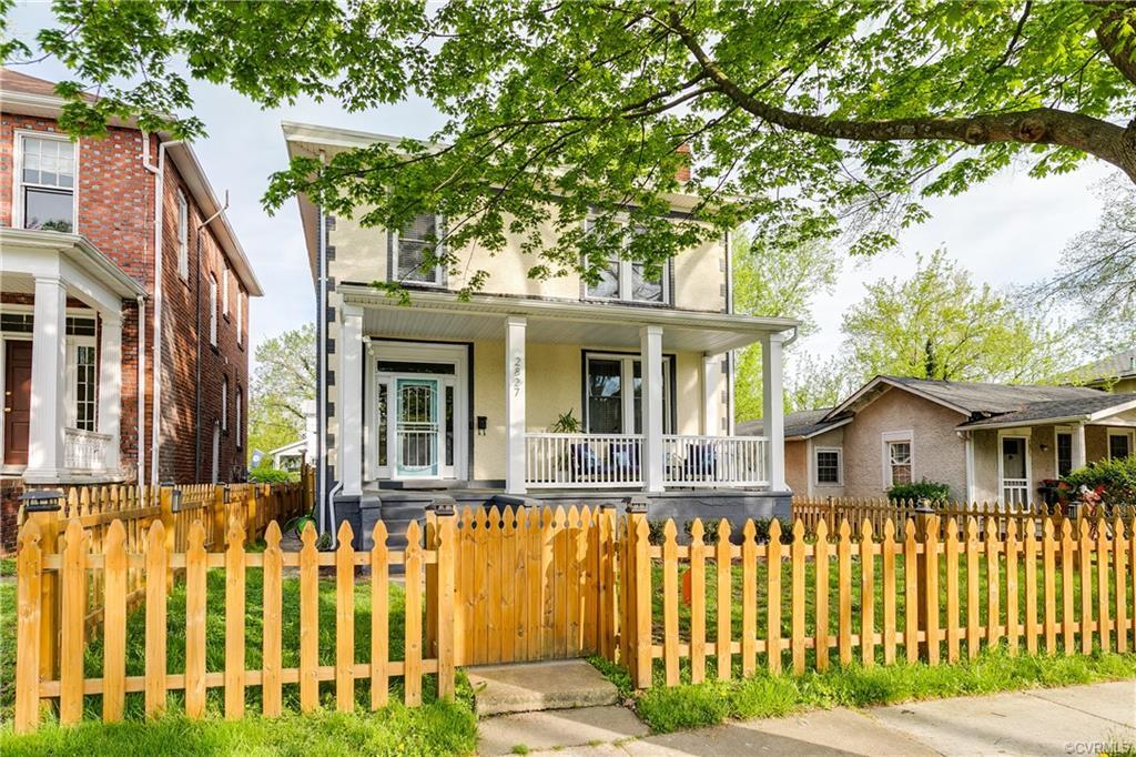 Tucked away on a quiet street in RVA's Chestnut Hills neighborhood and fully renovated just a few ye