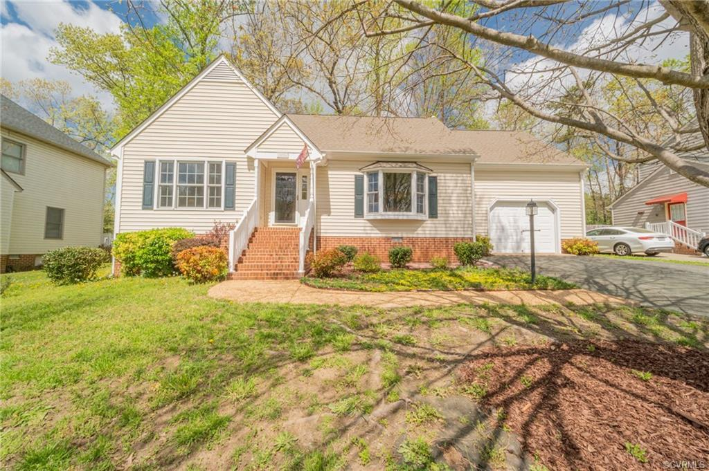 Welcome home to 10206 Stonecrest, a gorgeous two story home that's move in ready and waiting for its