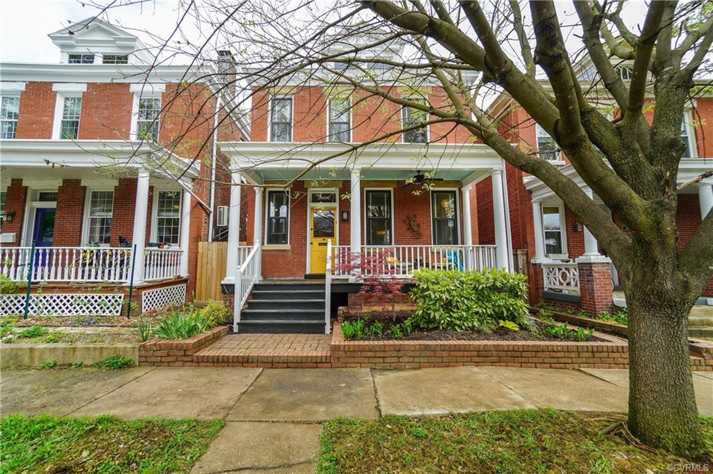 Perfect location, perfect house! Brick four square in Carytown meticulously & fully renovated with n