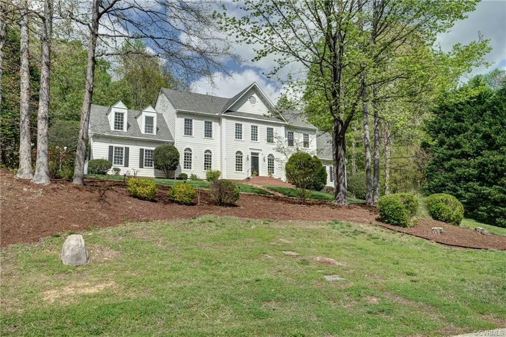 Stunning TRANSITIONAL in prestigious Salisbury. This IMMACULATE home boasts an OPEN FLOOR PLAN & is