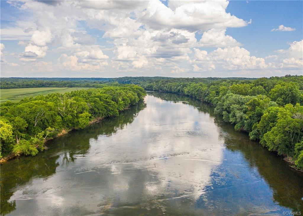 Unique Opportunity to own Private Waterfront Property in Powhatan County.  Welcome to THE CLIFFS ON