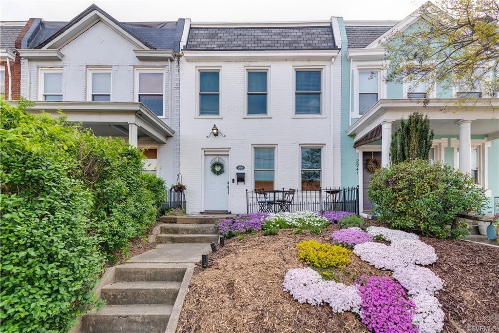 This charming home is located in one of the most walkable areas of Richmond. You are steps away from