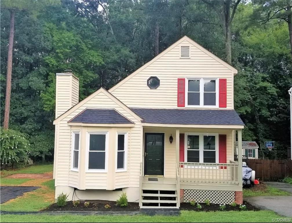 Location Location! Recently renovated Home in Godwin HS district! Located in the heart of Shortpump.