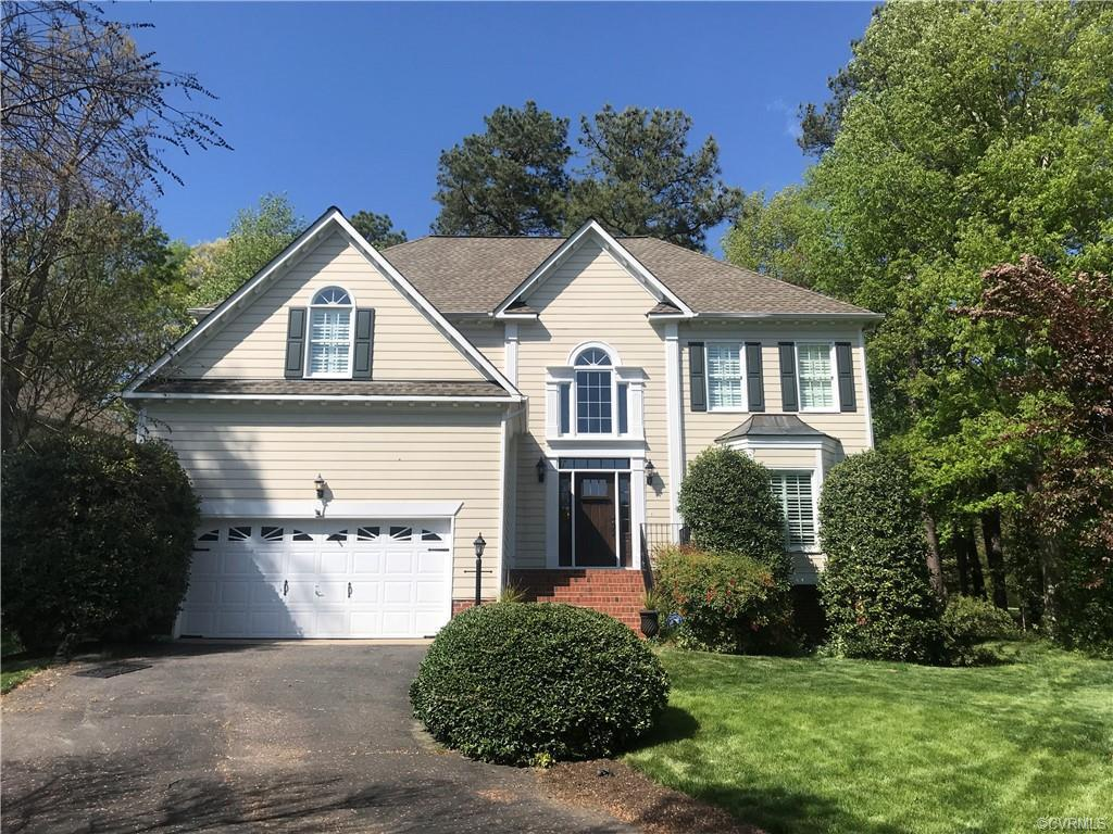 BIRKDALE BEAUTY on the GOLF COURSE with  ½ acre fully landscaped lot!  This gorgeous home is just CL