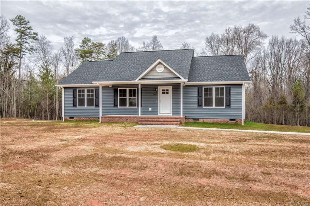 Welcome to 6086 Cartersville Rd! Another quality home under construction by Martin H. Dunivan. This