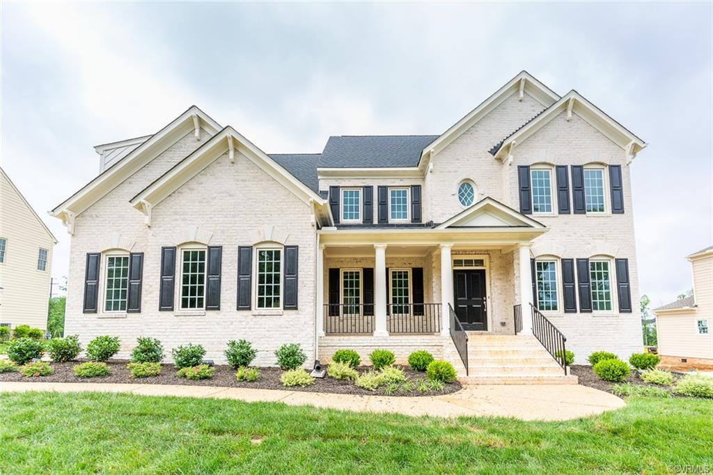 LAST OPPORTUNITY TO BUILD IN ELLINGTON WOODS AT WYNDHAM! The Waterhaven is a luxurious second floor