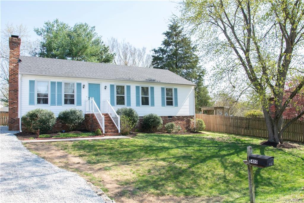 Welcome to this beautiful home in the Hanover neighborhood of Sledd Run! There are so many amazing f