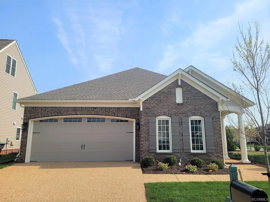 To be built! The Merecroft is a first floor owner's suite ranch style floor plan. It includes the fo