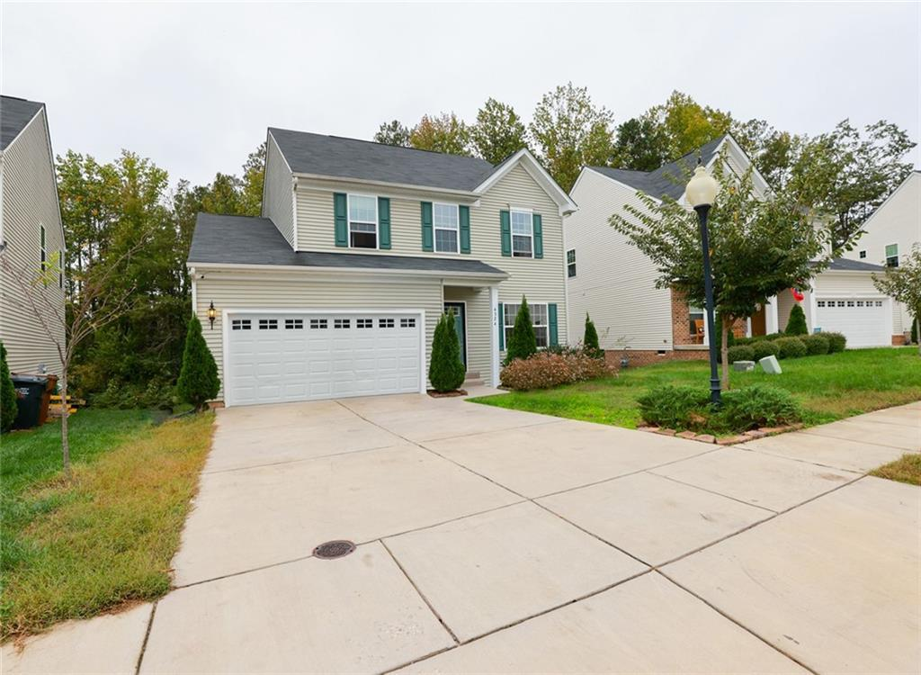 BEAUTIFUL HOME! You will be wowed by the living room area as you enter the front door and exploring
