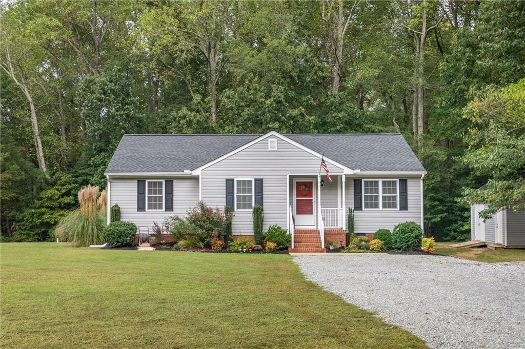 You must come see this move in ready low maintenance home located in Varina. This rancher has been m