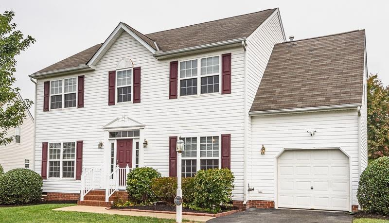 Gorgeous Turnkey 2-Story with 4 bedrooms, 2.5 baths & 2,188 SF nestled in the quiet subdivision of C
