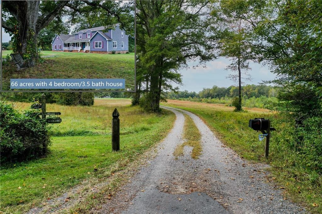 It is an easy 30 minute drive from Short Pump or 7 miles from Goochland CH for you to be in your own