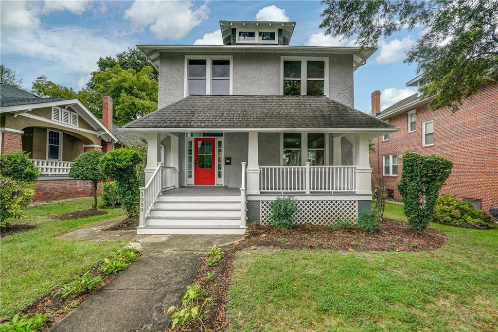 Beautifully renovated sought-after Northside Gem! Only minutes away from downtown Richmond and VCU.