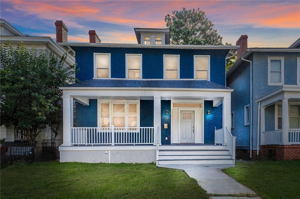 This stunning Northside gem is only minutes away from Downtown Richmond & VCU! Fully renovated with