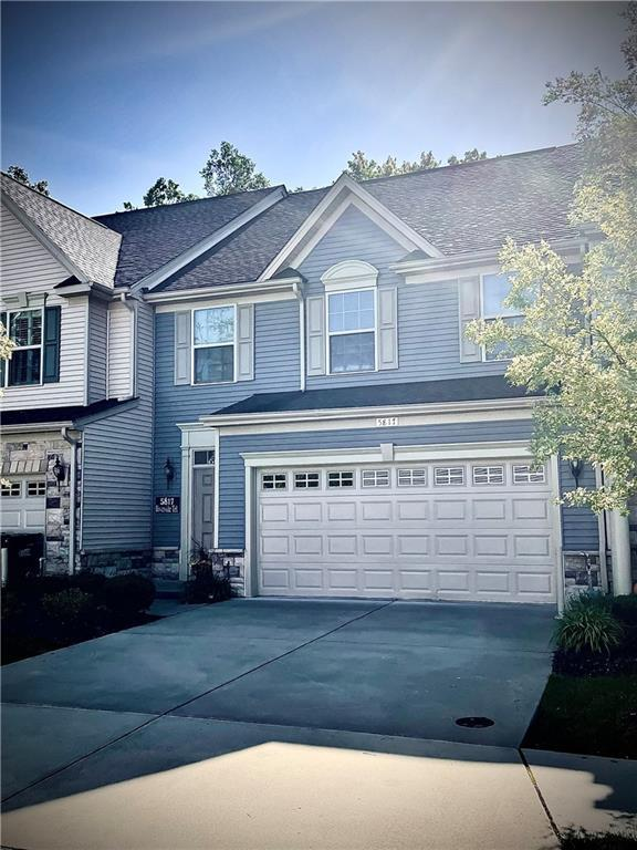 Absolutely stunning and spacious two story townhome in convenient Riverside Heights. A lot of wow fa