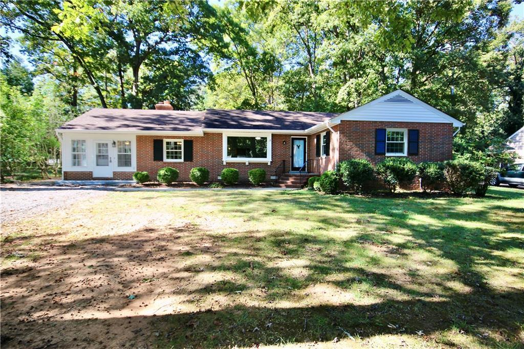 1900 Sqft rancher on 1/2 an acre! Easy access to shopping, restaurants, the interstate, parks on the
