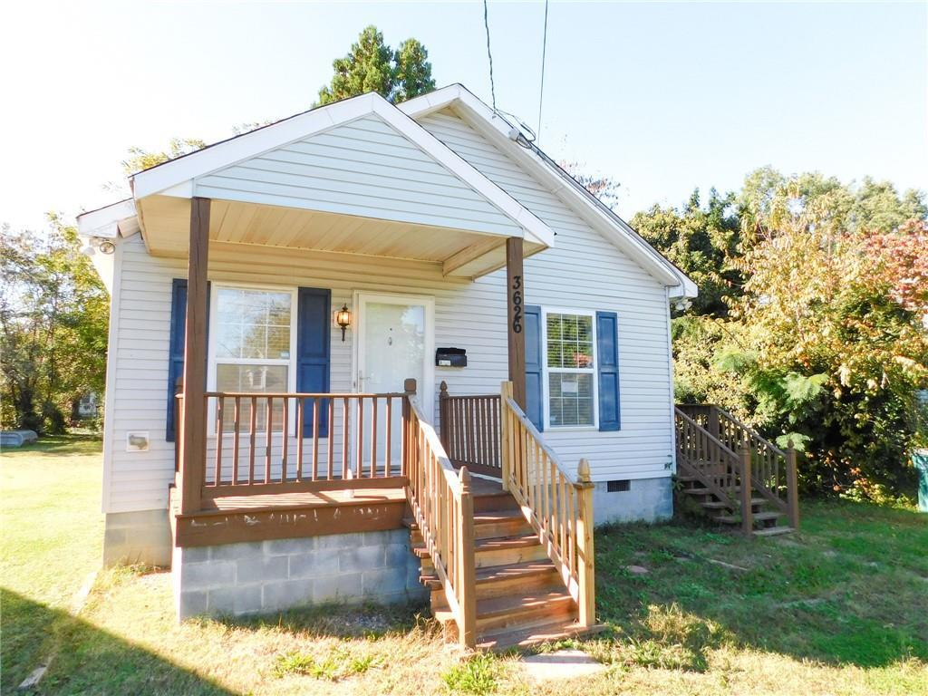 Cute newer ranch home now available in East Highland Park. This home offers off street parking, cove