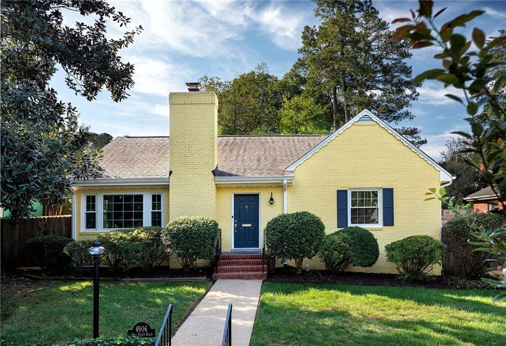 Charming brick ranch in the heart of Westover Hills! A great location in a wonderful neighborhood -