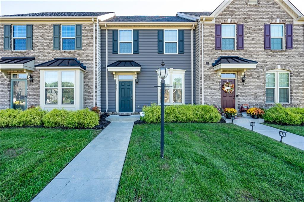 Welcome home to 4228 Rosedown Place! Not too big and not too small. Large enough for family and all!