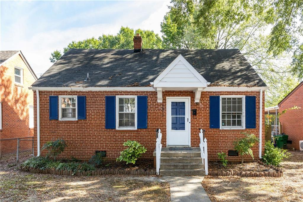 Don't miss your opportunity to own this quaint, ranch-style, all brick home located only minutes fro