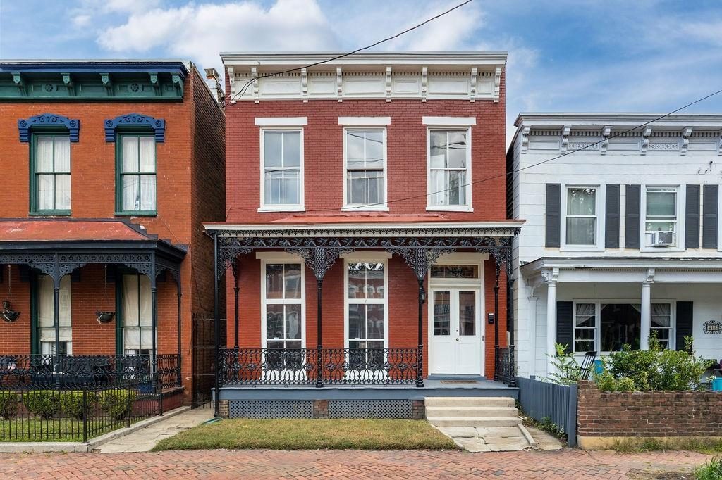 You are going to LOVE this 3 bed, 2.5 bath home located in Richmond's HISTORIC Jackson Ward! This ho