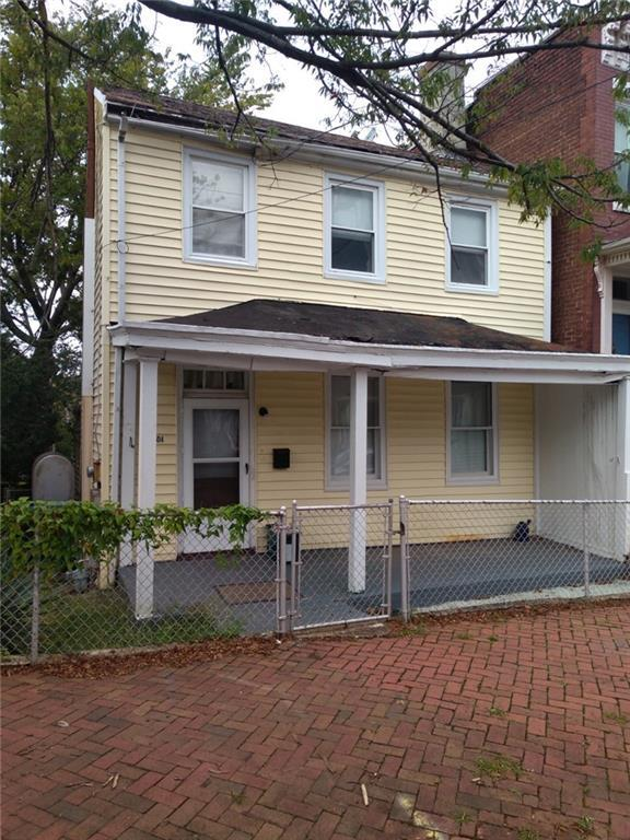 OPPORTUNITY IS KNOCKING! UNBELIEVABLE LOCATION!!! The Heart of Church Hill! Home needs full renovati