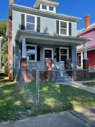 Welcome to this STUNNING home at 3510 Enslow Avenue. You'll fall in love with the newly renovated sp